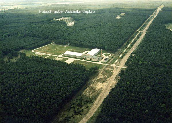 Hubschrauber-Außenlandeplatz Nord