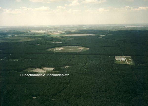 Hubschrauber-Außenlandeplatz Süd