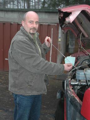 Vorstandsmitglied Michael Panitz (Technik)