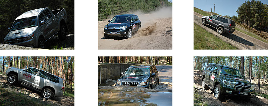 Events 2008: Toyota Off-Road