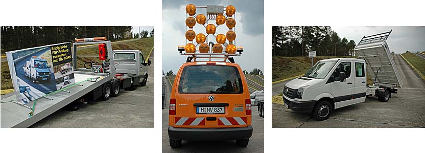 Events 2013: VW Roadsow