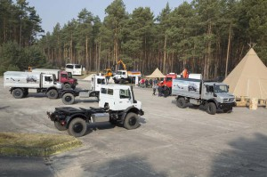 Events 2015 MB Unimog 1