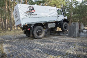 Events 2015 MB Unimog